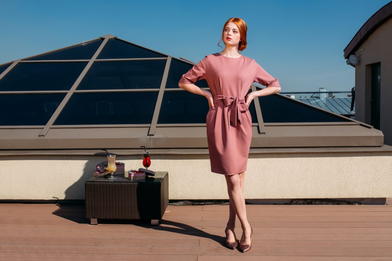 Платье-Adele